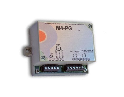 M4-PG          REF. TR-106