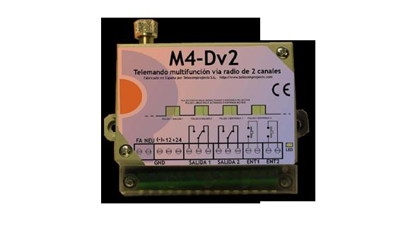 M4-DV2          REF. TR-100