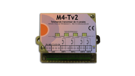 M4-T 433 mhz        REF. TE-112