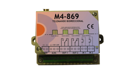 M4-D 869 mhz  REF. TR-200